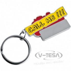 Call me! Kulcstartó