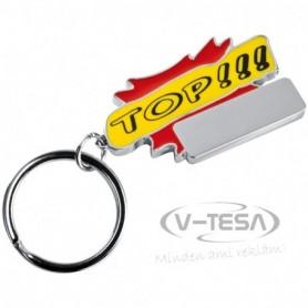 Top! Kulcstartó