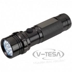 14 LED-es zseblámpa