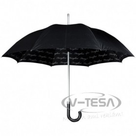 Elegáns fekete esernyő