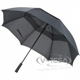 Golf esernyő szélterelővel