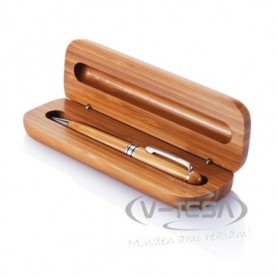 Bambusz toll tartóban