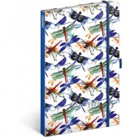 NOTESZ képes-Dragonflies